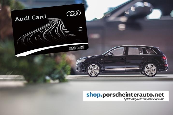 Audi Card