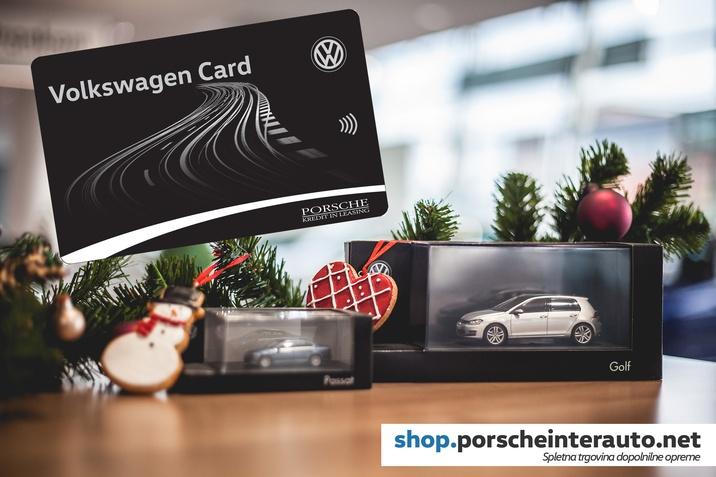 Volkswagen Card kartica