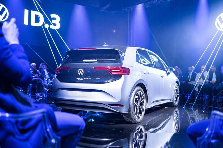 Električni Volkswagen ID 3