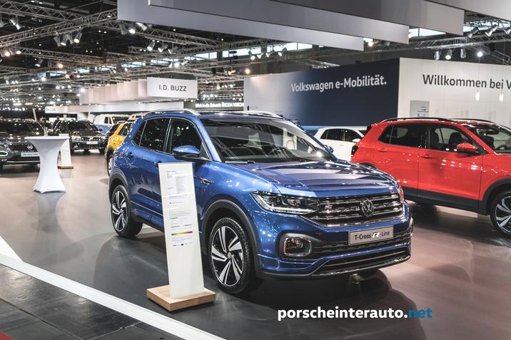 2019 Novi Volkswagen T-Cross