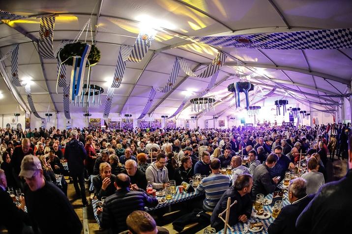 Porsche Ljubljana Oktoberfest 2017