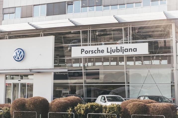 Porsche Ljubljana