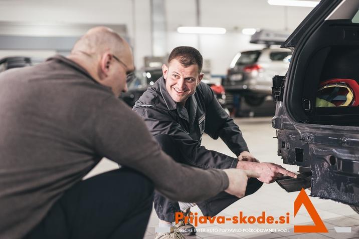Pogodbeni servisni partner zavarovalnice Triglav
