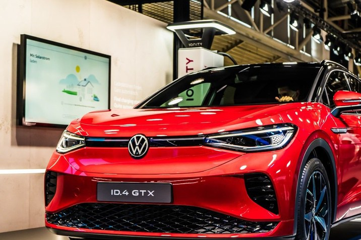 VW ID.4 GTX 2021