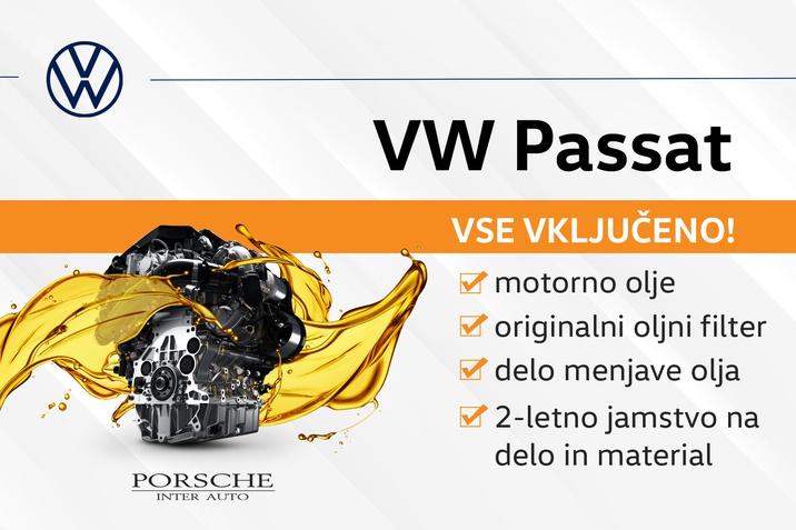 VW PASSAT REDNI SERVIS